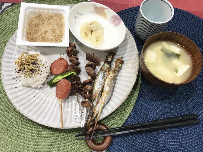 ヴィッセル神戸寮母・村野明子さんのセブンルール「盛り付けはワンプレート」5色健康法 焼き串