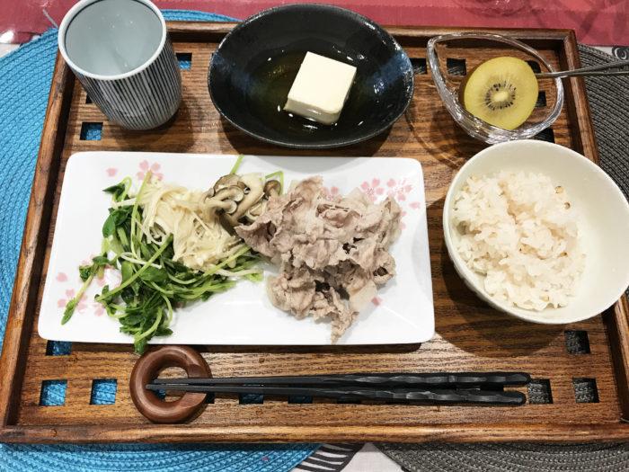 ヴィッセル神戸寮母・村野明子さんのセブンルール「盛り付けはワンプレート」5色健康法 牛しゃぶ