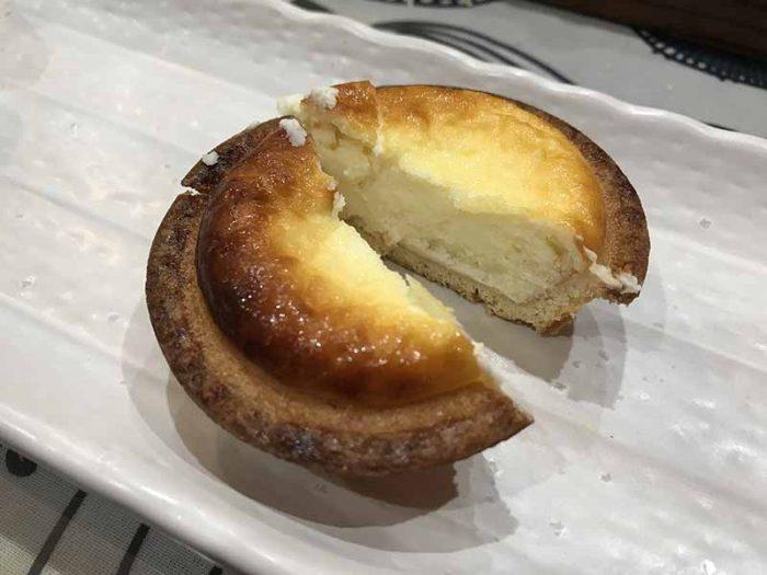ベイクチーズタルト 食べ比べ 冷蔵バージョン
