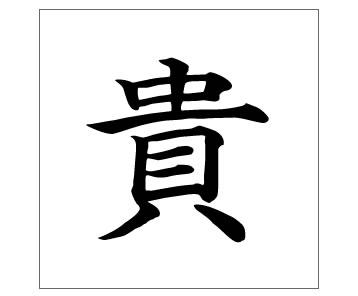 2018年「今年の漢字」自分が選んだ漢字は「貴」
