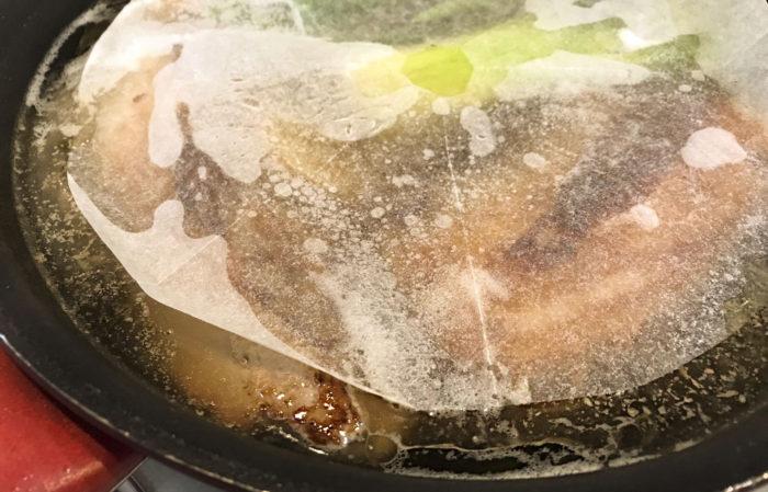 低温調理器boniq角煮 薬膳煮込み