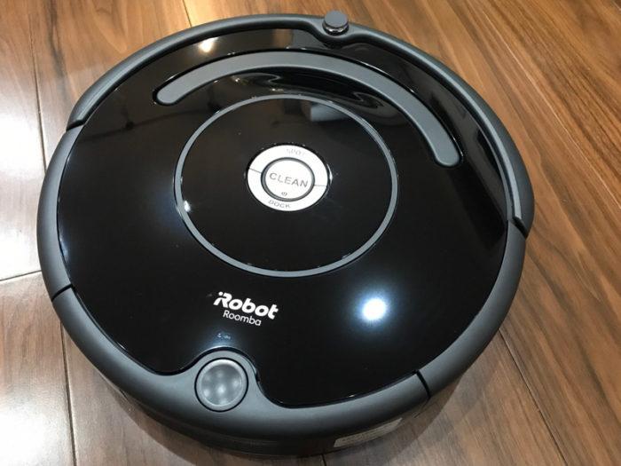 ロボット掃除機ルンバ671 本体