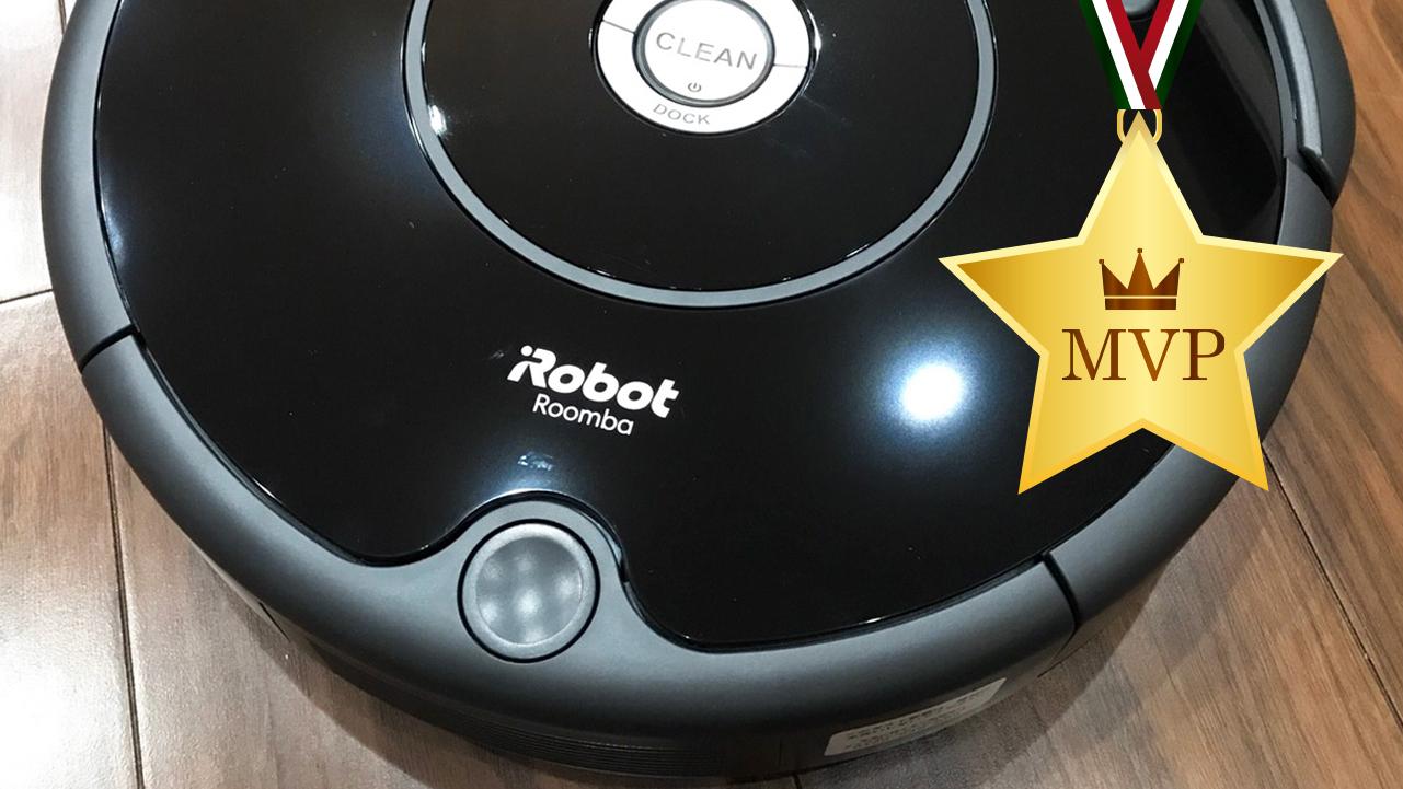 MVPに選ばれました!「アイロボット 30周年特別モニター企画 第一弾」│あねきゃんキッチン