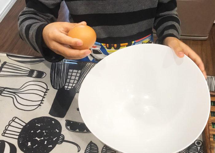 沖縄サーターアンダギの簡単レシピ 卵1個