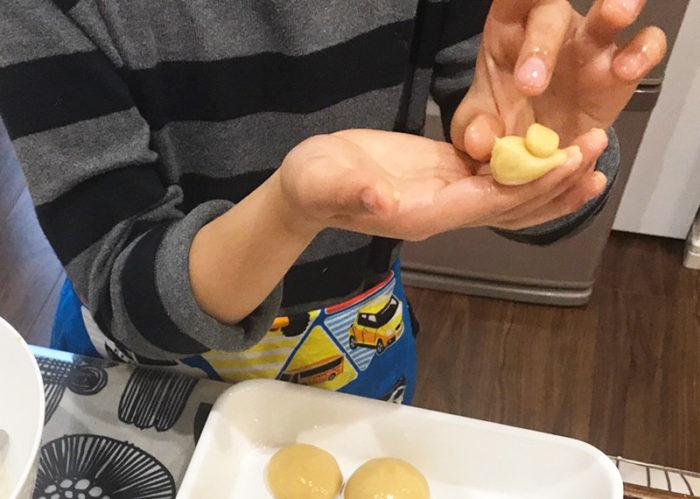 沖縄サーターアンダギの簡単レシピ 面白い形