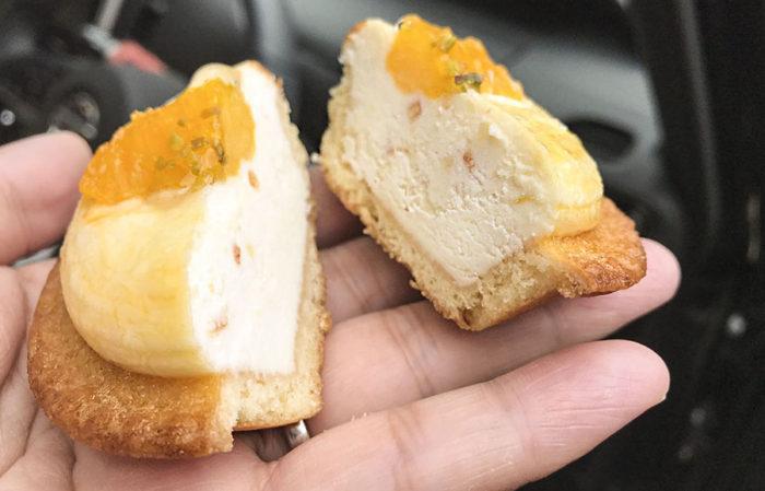 2020初夏オレンジヨーグルトチーズタルト 冷凍絶品